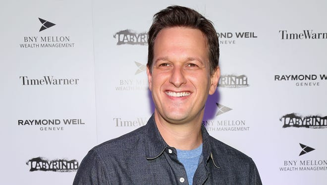 Big Ravens fan Josh Charles talked about Joe Flacco before the Super Bowl.