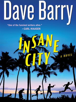 'Insane City' by Dave Barry