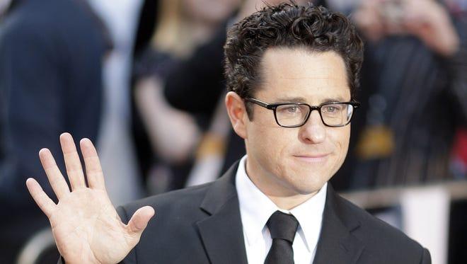 J.J Abrams will direct 'Star Wars: Episode VII.'