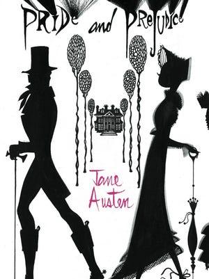 'Pride & Prejudice' was Jane Austen's second novel.
