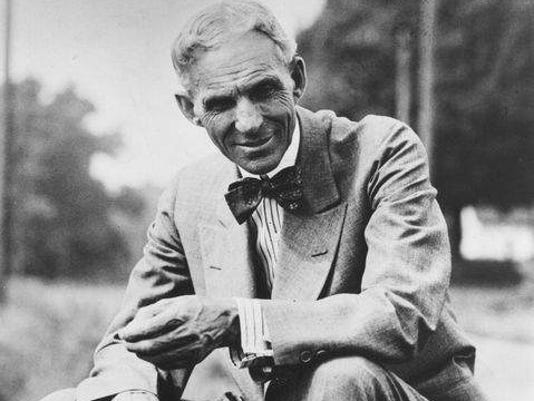Henry Ford' film offers look at man behind machine
