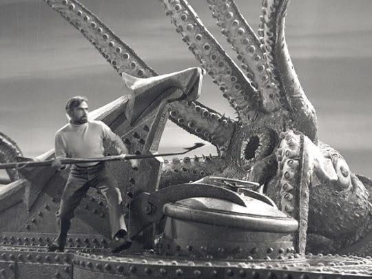 Mason vs. squid
