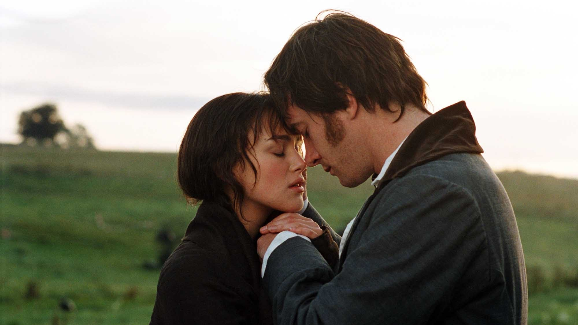 Best Historical Romance Movies of All Time; Pride and Prejudice
