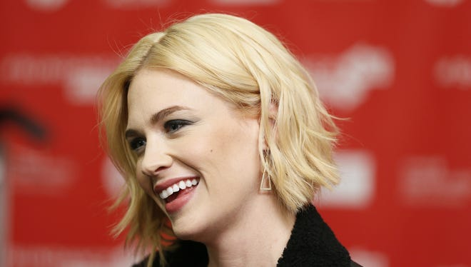 January Jones stars in the film 'Sweetwater.'