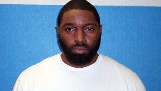 This booking photo provided by Grapevine Police shows Dallas Cowboys player Jay Ratliff. The 31-year-old nose tackle was arrested last week, in Grapevine, Texas.