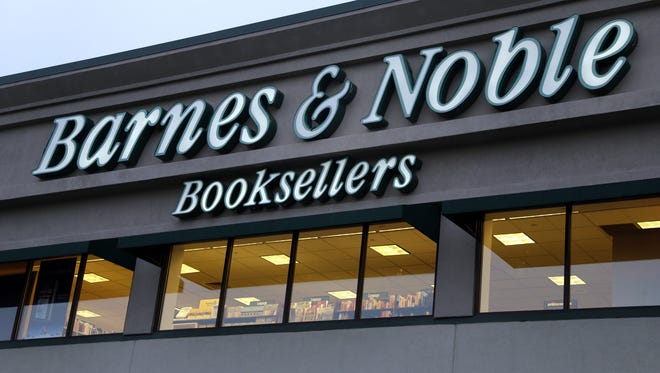 Comments have been made regarding the eventual closing of almost a third of Barnes & Noble stores.