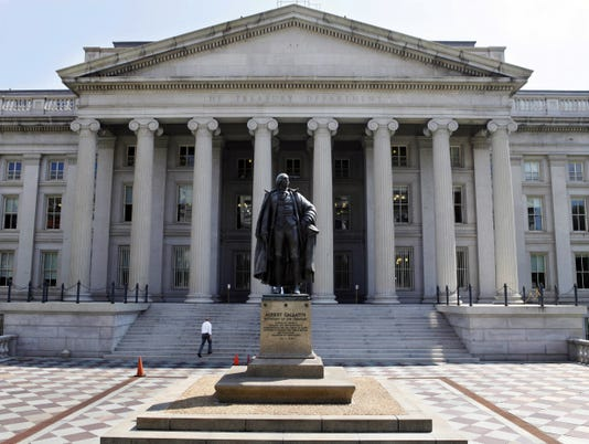 Foreign holdings of U.S. debt at all-time high