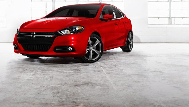 Chrysler hopes the 9-speed transmission coming later this year will boost sales of its Dart -- and profits.