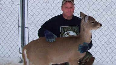 Jeff Counceller faces up to a $500 fine and 60 days in jail for illegal possession of a white-tailed deer after charges were brought against him and his wife by the Indiana Department of Natural Resources.