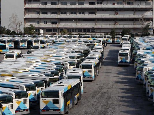 greece-buses