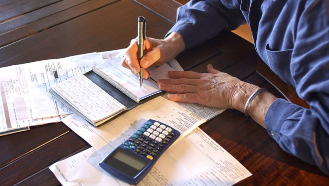 Many Baby Boomers are facing heavy debt loads as they approach retirement age.