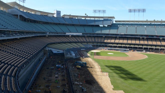 Dodger Stadium is undergoing a significant renovation, but the bigger boost for the franchise will be a $7 billion TV deal.