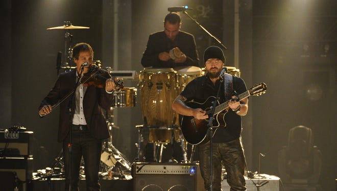 The Zac Brown Band will perform a pre-race concert at the Daytona 500 on Feb. 24.