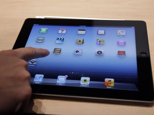 Report: Production of new iPad starts this summer