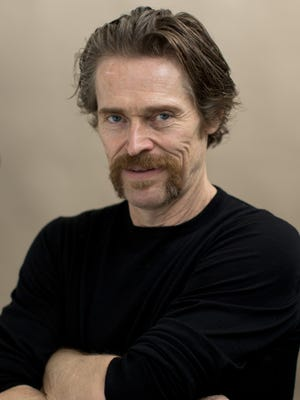 Actor Willem Dafoe poses for portraits at the 69th edition of the Venice Film Festival in Venice, Italy, Sept. 2, 2012.