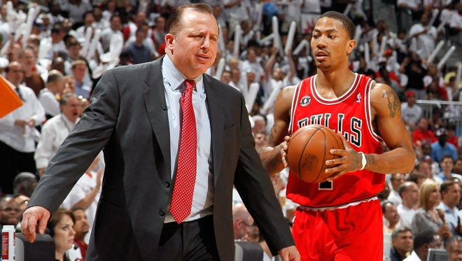 When Derrick Rose returns, Chicago Bulls coach Tom Thibodeau will have a team that could compete in the East.