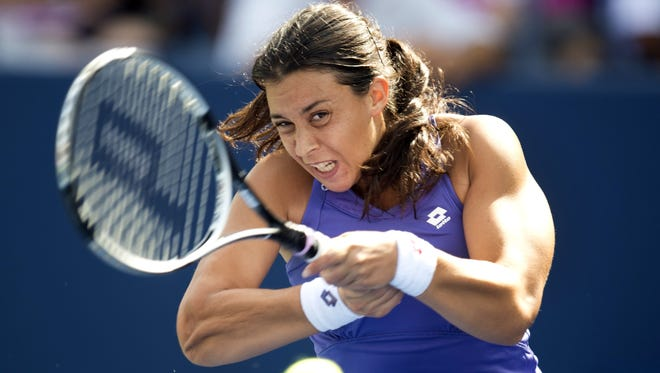 Marion Bartoli will be on France's Fed Cup team when it faces Germany next week.