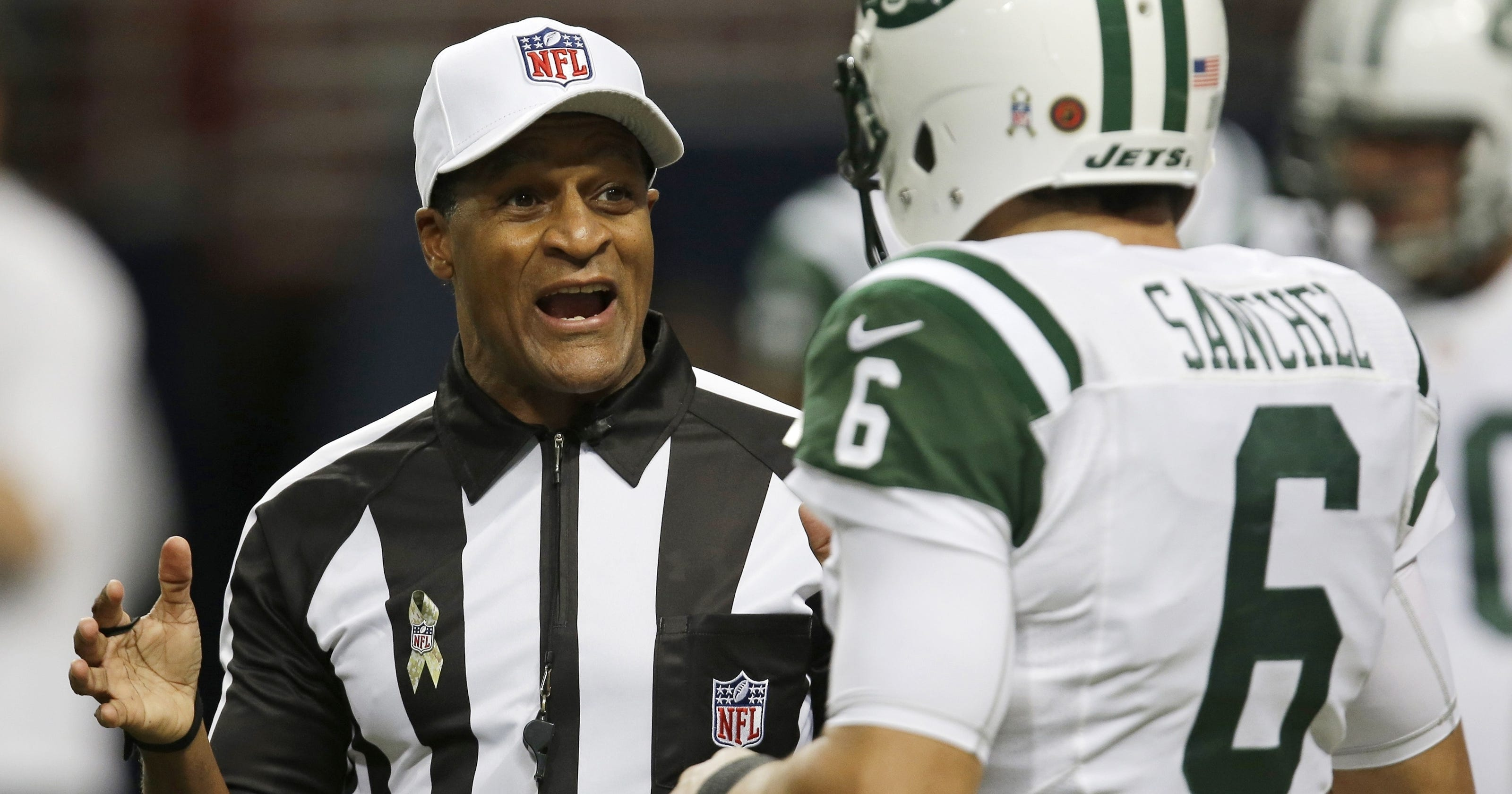 NFL announces Jerome Boger as Super Bowl XLVII referee 834cf9866