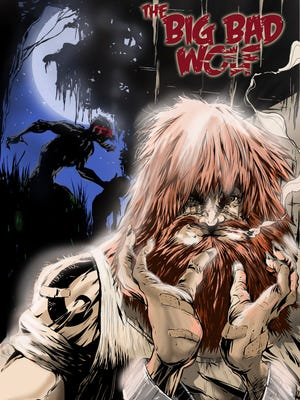 """""""The Big Bad Wolf"""" issue 2 finds Peter and Abigail Cole interrogating the evil werewolf Eugene and something scary happening in Washington state."""