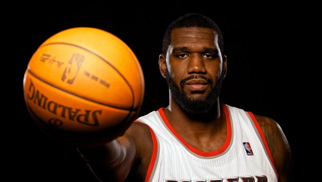 Former Portland Trail Blazers center Greg Oden has not played in the NBA since Dec. 2009 but apparently is thinking of another comeback