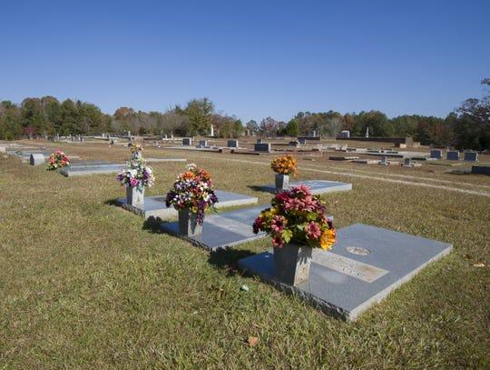 hamilton cemetery white