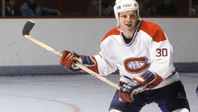 Chris Nilan doesn't think his role as a fighter had any part in his later battle with addictions.