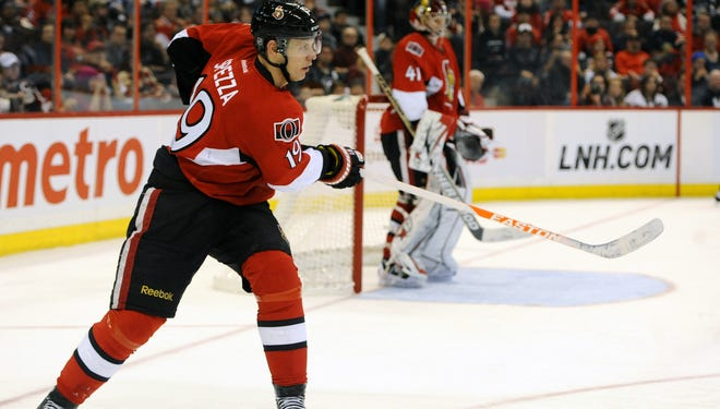 Jason Spezza had 84 points last season and was averaging a point a game this season.