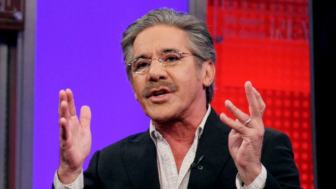 Geraldo Rivera is a Fox News host.