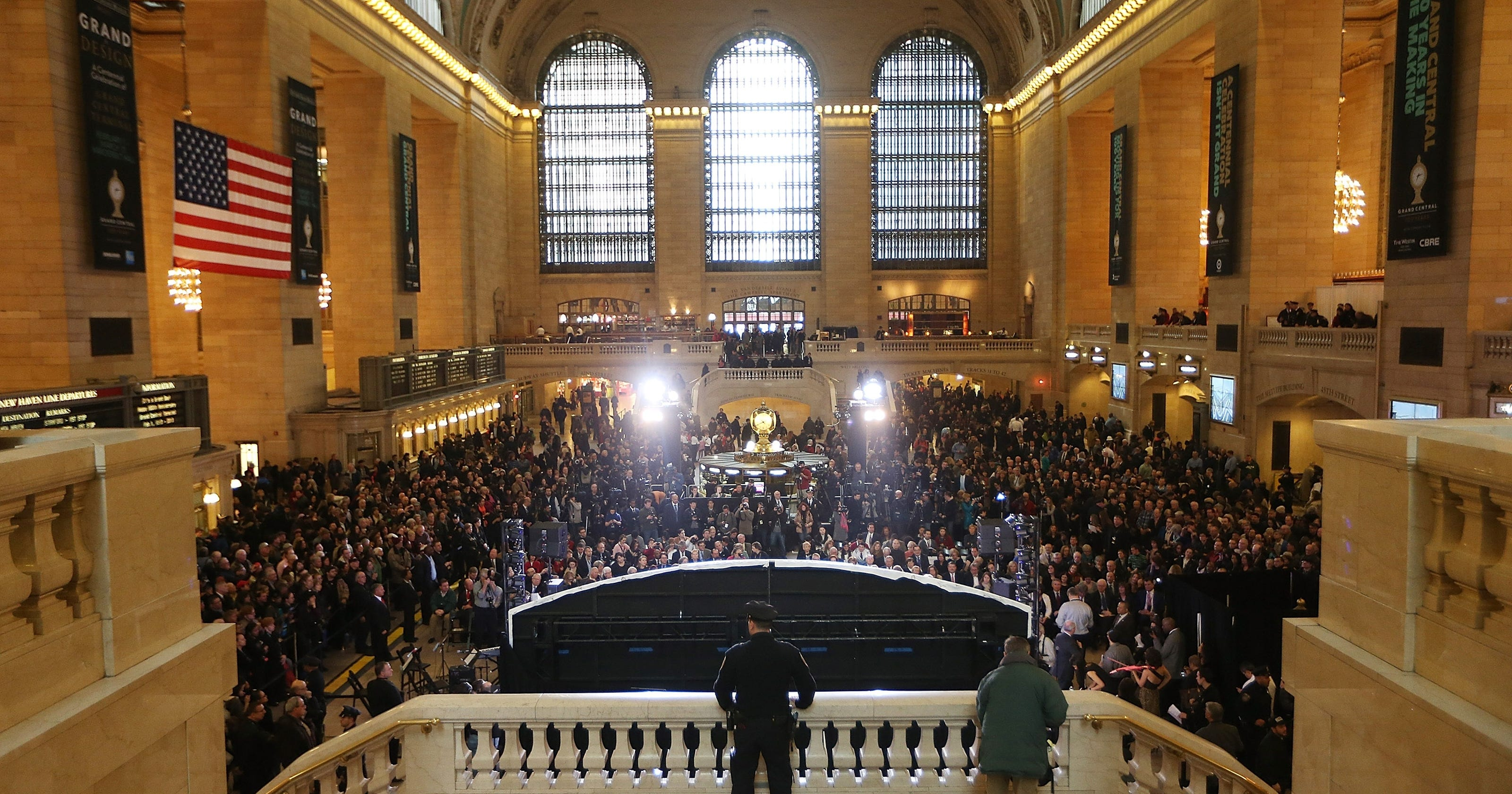 NYC\'s Grand Central Terminal turns 100