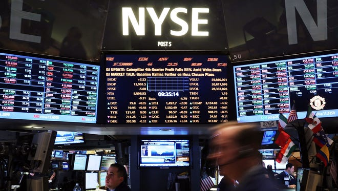 The Dow Jones industrial average crossed 14,000 Feb. 1. Can the run continue?