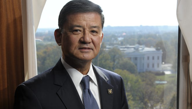 More must be done to fight the rate of suicide among veterans, Secretary of Veterans Affairs Eric  Shinseki, said Friday. He is shown here in his office Nov. 8, 2010.