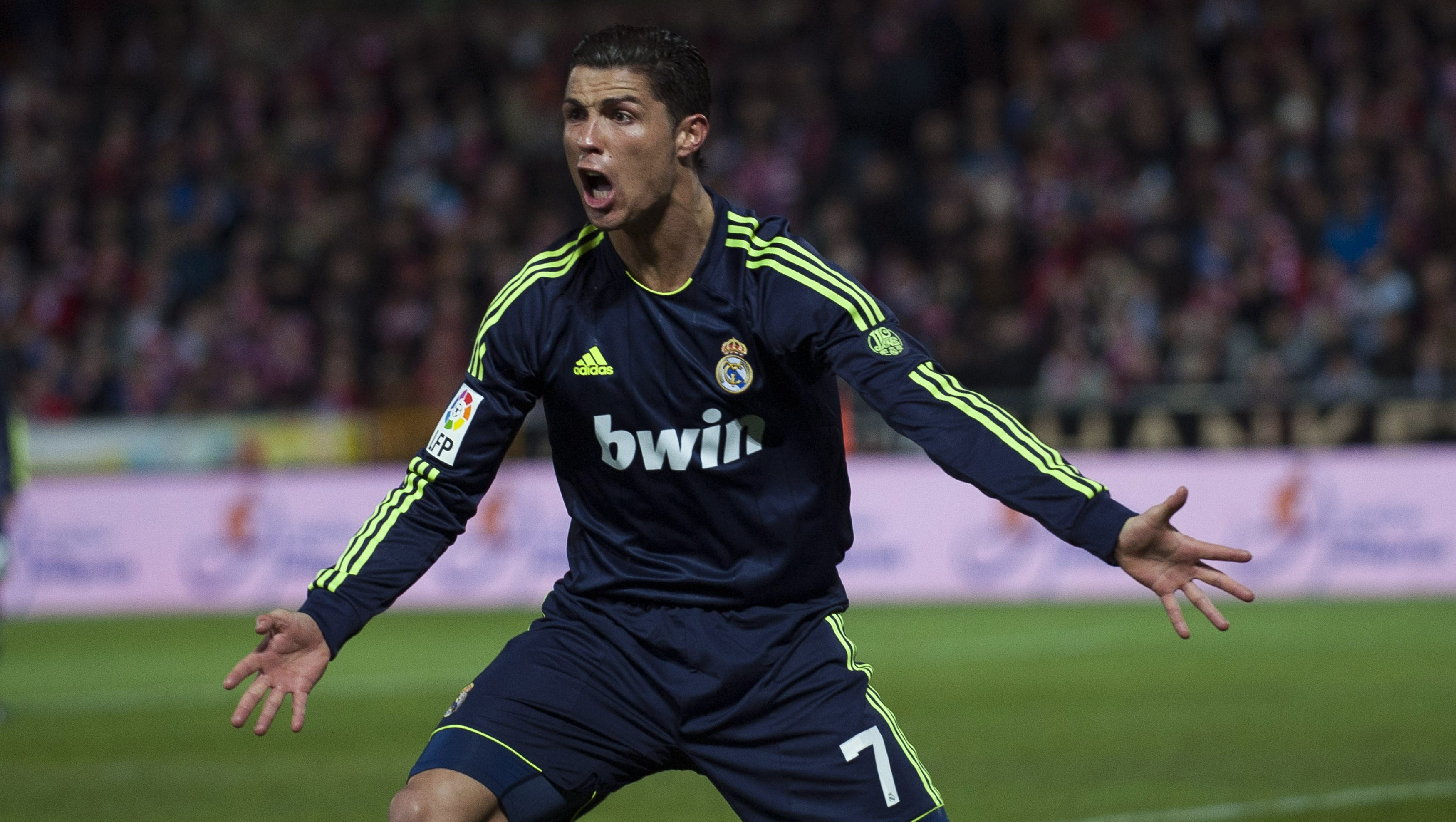 Cristiano Ronaldo Scores 1st Own Goal In Real Madrid Loss