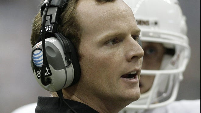 Major Applewhite, a University of Texas football assistant, admitted Friday he had an affair with a Longhorns student in 2009.