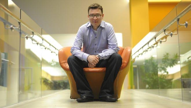 Duolingo founder Luis von Ahn is a tech entrepreneur and Carnegie Mellon professor.