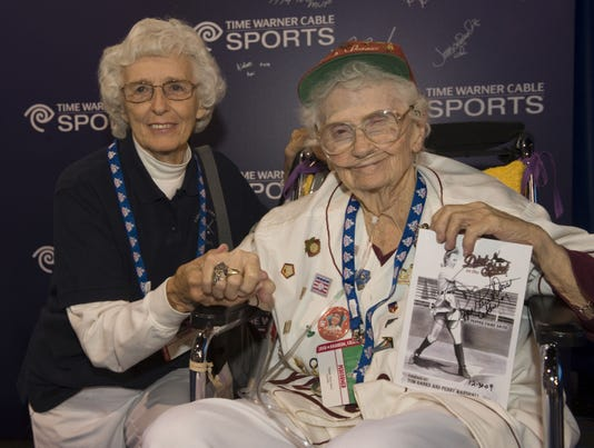 Paire-Davis, 'League of Their Own' inspiration, dies at 88