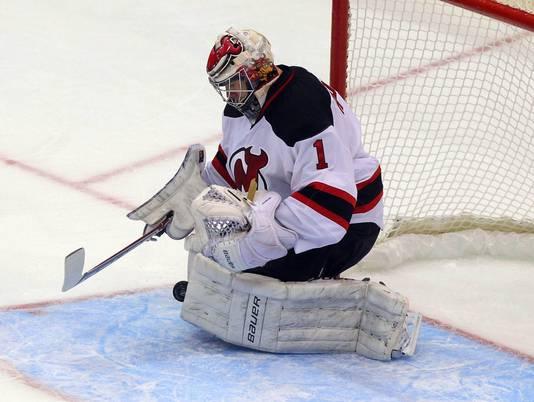 Hedberg, Bernier Helps Devils Blank Islanders