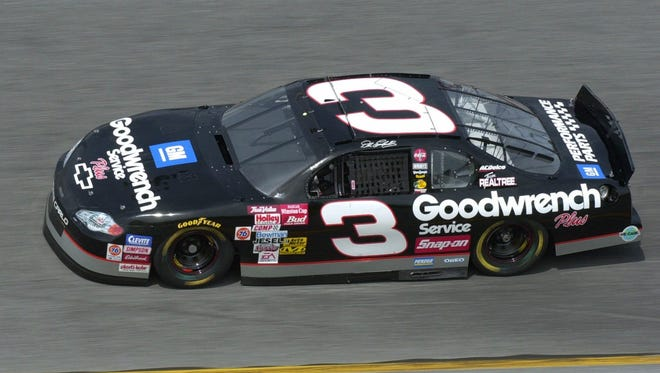 The No. 3, driven by the late seven-time Cup champion Dale Earnhardt, could be coming back into rotation.