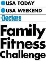 Family Fitness Challenge logo