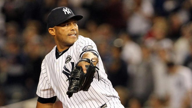 After surgery to repair the torn ligament in June, Mariano Rivera signed a one-year, $10 million contract with the Yankees in November.
