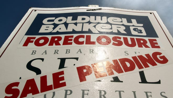 When the housing bubble burst, it set off a wave of foreclosures.