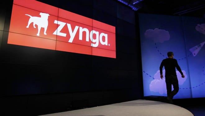 Zynga's company logo.