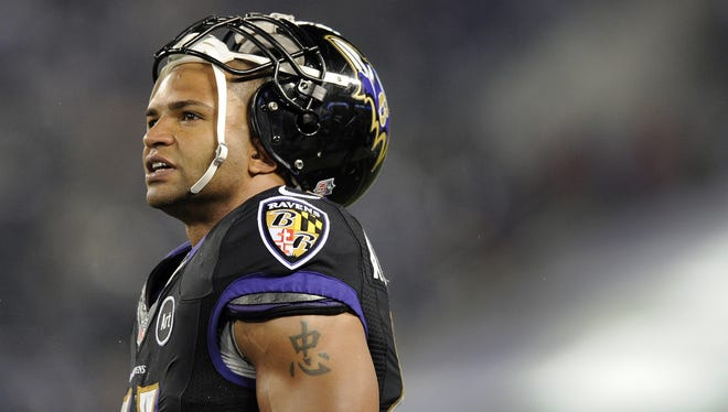 Baltimore Ravens linebacker Brendon Ayanbadejo has been encouraged by all those who applaud his support of gay marriage.