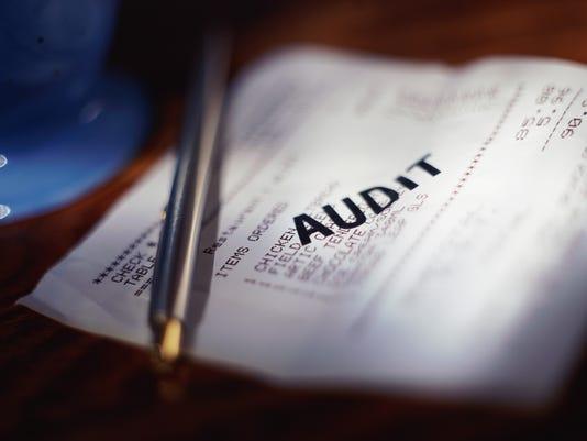 audit receipt