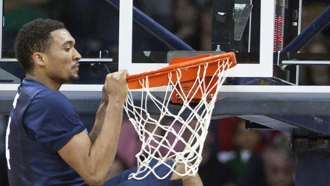 Villanova's Darrun Hilliard averages 11.4 points per game for the on-the-bubble Wildcats.