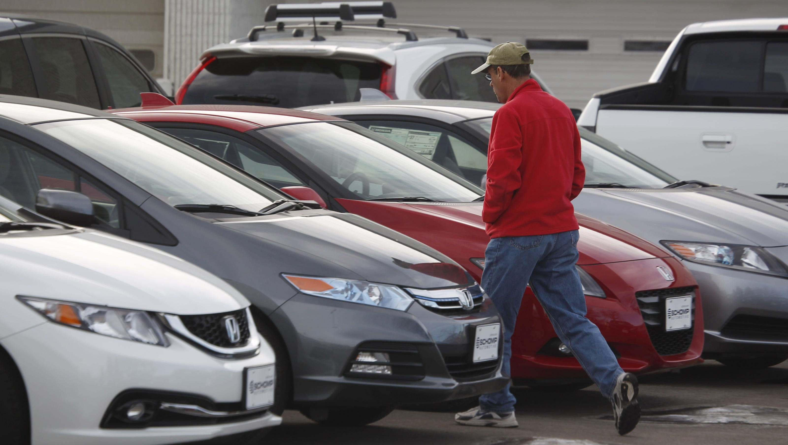 confident consumer: don't take car until loan is final
