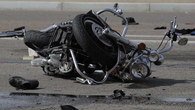 In the U.S., Baby Boomers are riding motorcycles in their 50s, 60s and beyond. A new study found that older riders were more likely to be badly injured.