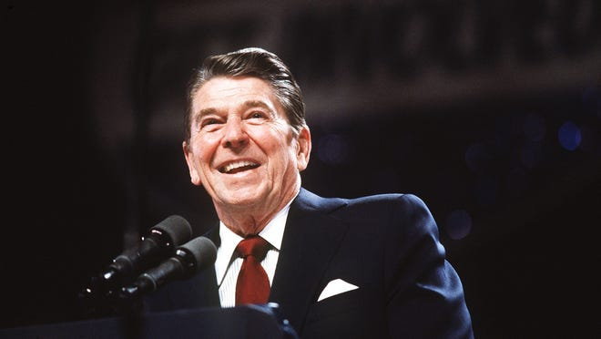 In 1994, former president Ronald Reagan said he had Alzheimer's disease. He died in 2004.