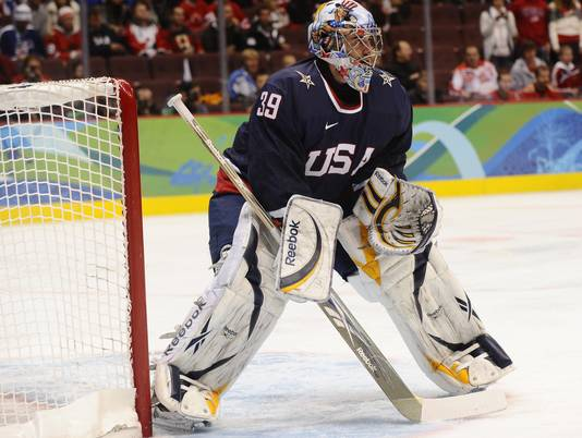 U.S. Olympic Hockey Team: A Projection One Year Out