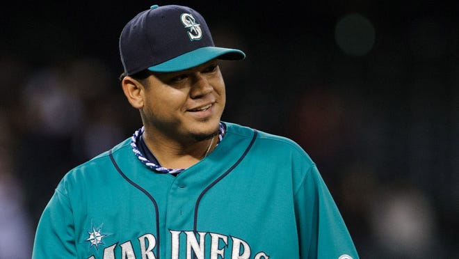 Felix Hernandez was scheduled to receive $19.5 million this season and $20 million in 2014.