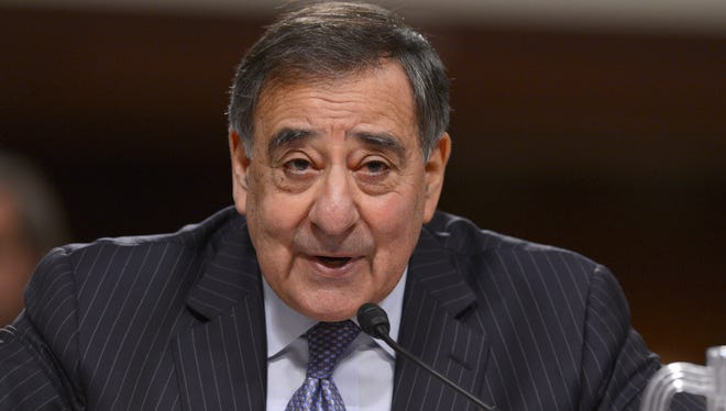 Defense Secretary Leon Panetta testifies before the Senate Armed Services Committee on the deadly attack on the U.S. Consulate in Libya.